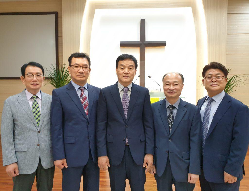 새군포교회 장로님